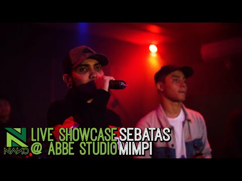 Nano - Sebatas Mimpi Feat Falah Akbar   Showcase at Abbe Studio