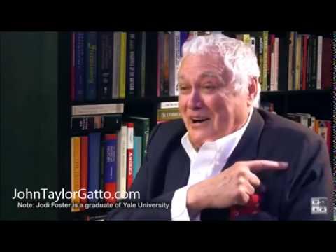 How to Get Into Harvard & Get a Job - John Taylor Gatto - RARE TIPS!