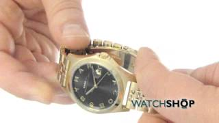 Unisex Marc By Marc Jacobs The Slim Watch (MBM3315)