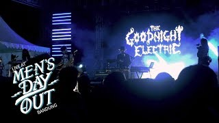 #Minilive Goodnight Electric live at Men's Day Out Bandung 2017