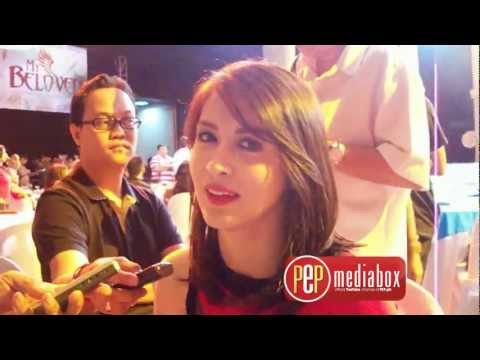"""PEP chats with Marian Rivera (Part 3: Dingdong's new """"hair"""" reminds Marian of...)"""