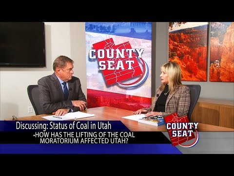 The County Seat   One on one with Dr Laura Nelson    Energy Advisor for Governor Gary Herbert