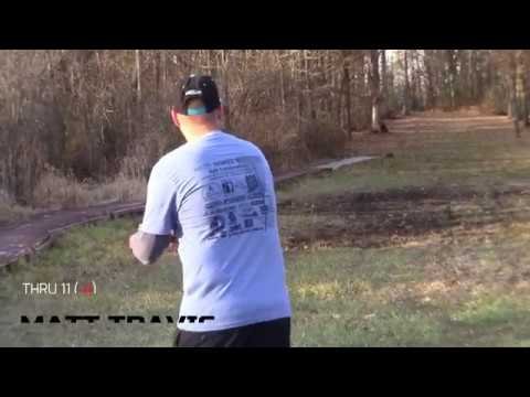 Lemon Lake Silver Course Casual Round (Matt Travis & Dave MaClean)