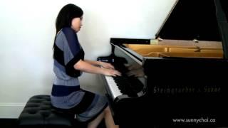 Download Lagu The Script   The Man Who Can't Be Moved Artistic Piano Interpretation Mp3