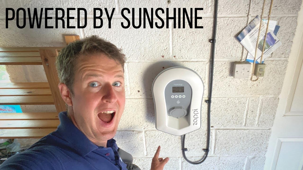 Can you charge an Electric Vehicle on Pure Sunshine?