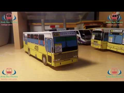 CAIO VITORIA MERCEDES BENZ OF-1318 BY ANDY BUS FACTORY