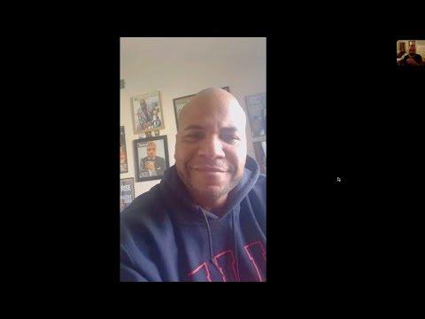 5D conversation with Actor, Vincent M. Ward