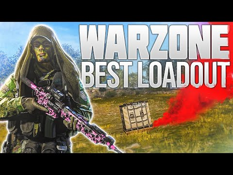 Warzone Best Loadout! (How To Optimize Your Dropkit)