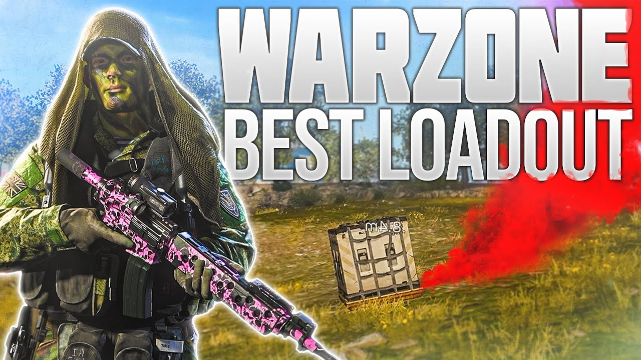 Warzone Best Loadout How To Optimize Your Dropkit Youtube