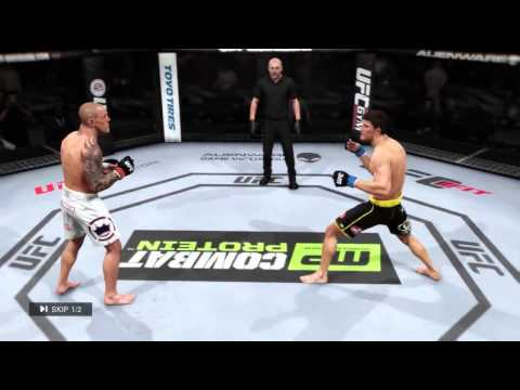 Ross Pearson vs Josh Thomson (Jtosh)