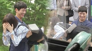 Nam Goong Min does show a lot of affection on Minah♥ 《Beautiful Gong Shim》 미녀 공심이 EP05