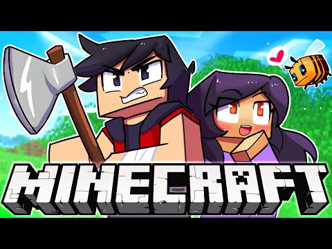 Jess and Jason TRY TO SURVIVE!   Minecraft Hardcore Survival   Episode 1 from YouTube · Duration:  24 minutes 28 seconds