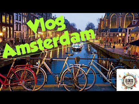 Αμστερνταμ (Ολλανδία)vlog_Eri Traveller