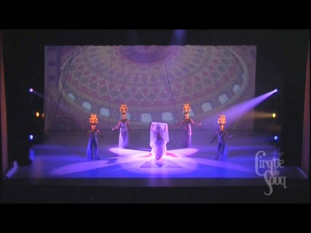 7 veils dance by Dareen and Dayra Belly Dance troupe Travel Video