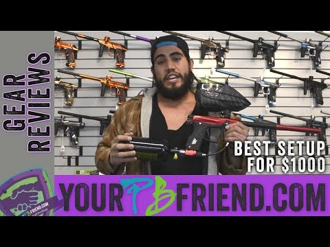 Whats the best paintball setup for $1000 - Yourpbf