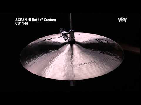 "Custom Hi Hat 14"" vídeo"