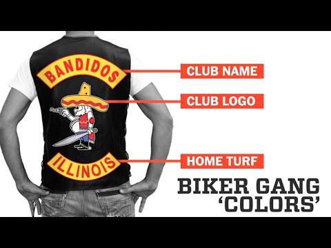 How you can spot an outlaw biker