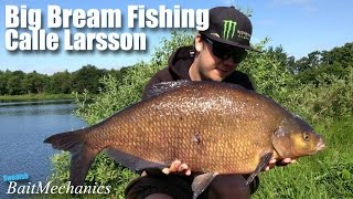 Big bream with Calle Larsson