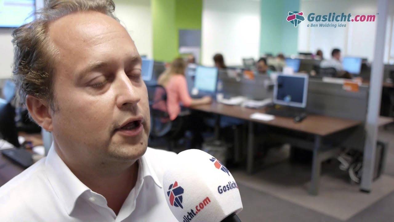 Woldring Gas Licht : Ben woldring op bezoek bij de nederlandse energie maatschappij