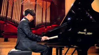 Chi Ho Han – Prelude in B minor Op. 28 No. 6 (third stage)