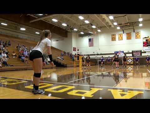 Kickapoo High School Volleyball vs Camdenton