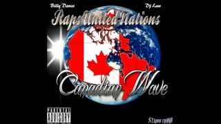 NGAjuana - Get Yours (Keep Grinding) - Billy Danze Rap United Nations Candian Wave Mixtape