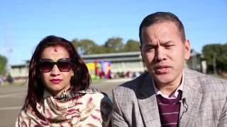 'Far and Away - Nepalese Families Australia' with  Mana KC & Sunita KC
