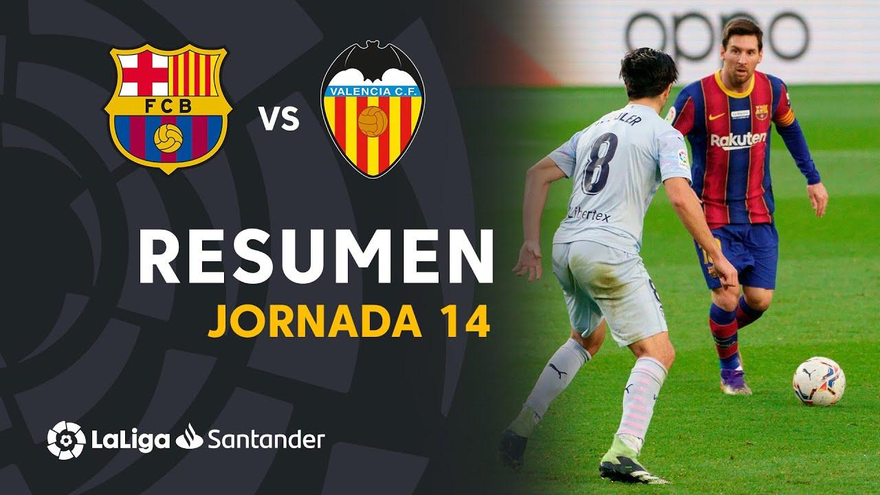 Download Resumen de FC Barcelona vs Valencia CF (2-2)