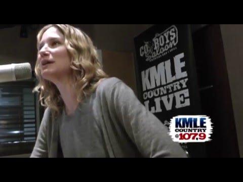Jennifer Nettles Interview on KMLE Country