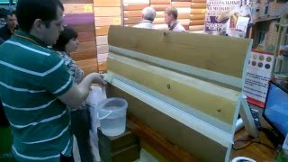 видео герметик для дерева теплый шов