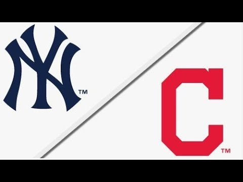 New York Yankees vs Cleveland Indians | ALDS Game 1 Full Game Highlights