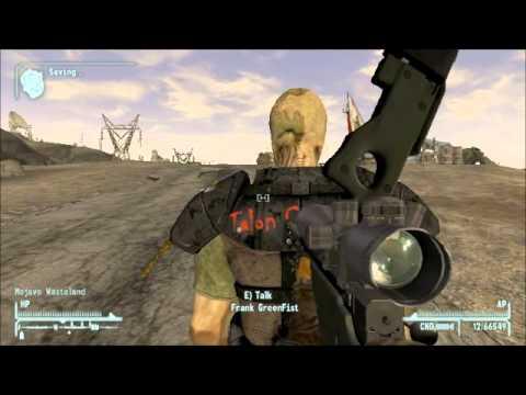 Fallout: New Vegas- Zombies and the Talon Company Part 1