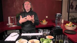 Recette Sauce Salade César, De Jean-luc Rabanel