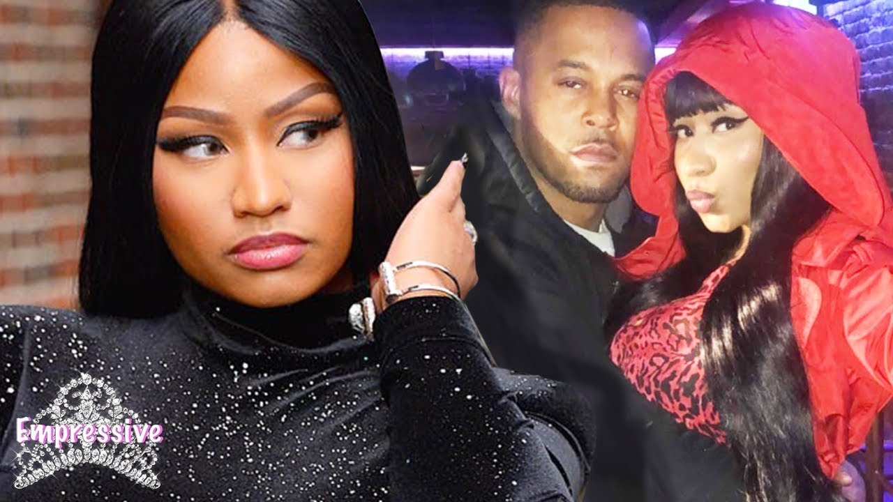 "Nicki Minaj's dragged over her alleged new ""boy friend"""