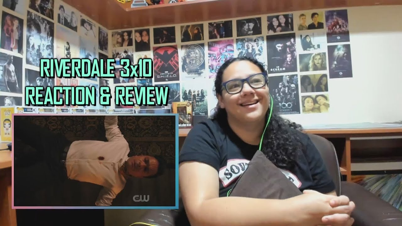 """Download Riverdale 3x10 REACTION & REVIEW """"Chapter Forty-Five: The Stranger"""" S03E10 