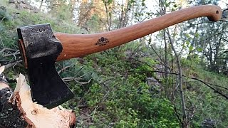 Gransfors Bruks Scandanavian Forest Axe | Review