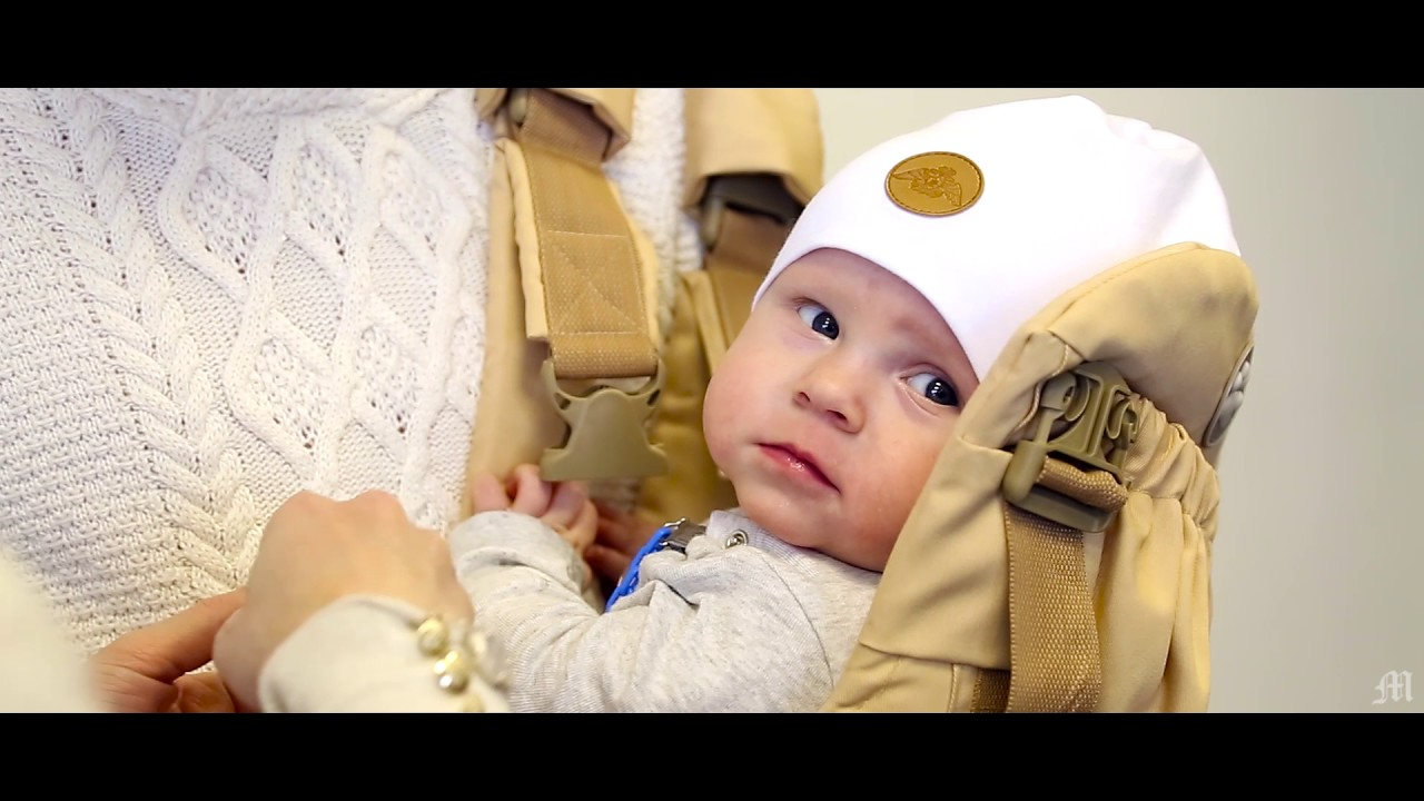 "Рюкзак-кенгуру ""Джовани"" для ношения ребенка на прогулке ..."