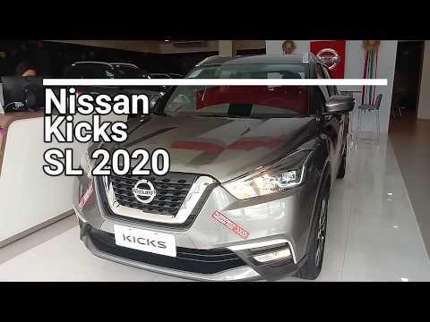 Nissan Kicks 2020 (S e SL) em detalhes   Auto REALIDADE