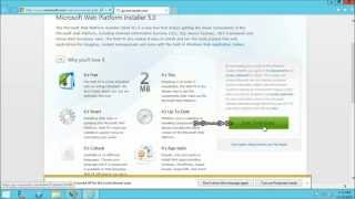How to host a website on IIS 8 ( web server ) in VPS Server ( windows server 2012 )