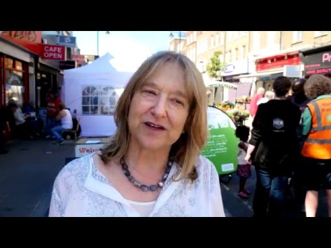 Islington Farmers Market 2016