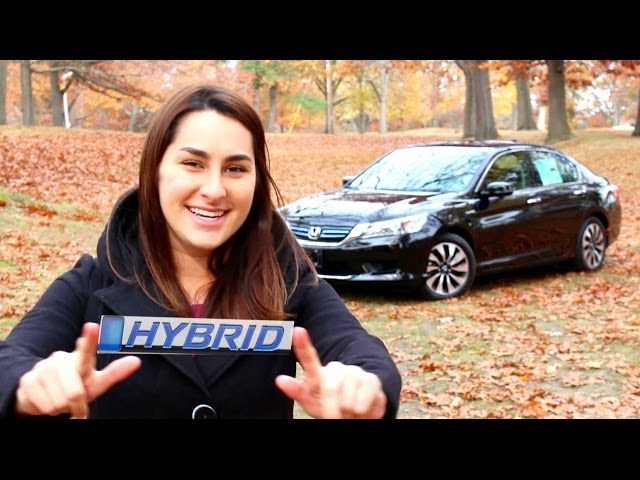 2014 Honda Accord Hybrid Review And Test Drive Herb Chambers Honda