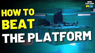 """How to Beat the HUNGER & DEATH in """"THE PLATFORM"""" (2019) screenshot 5"""