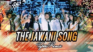 THE JAWANI SONG |Tapori Remix |Student Of The Year2 |Dj Tejas |Amix Visuals