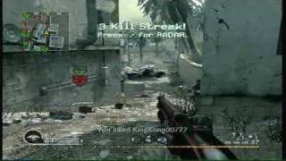 """Call of Duty 4 Shotgun montage """"Different"""""""