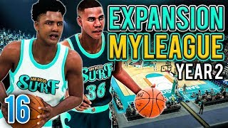 Wilcox Returns But Are The Surf Playoff Contenders? | NBA 2k19 MyLeague Expansion - Ep.16