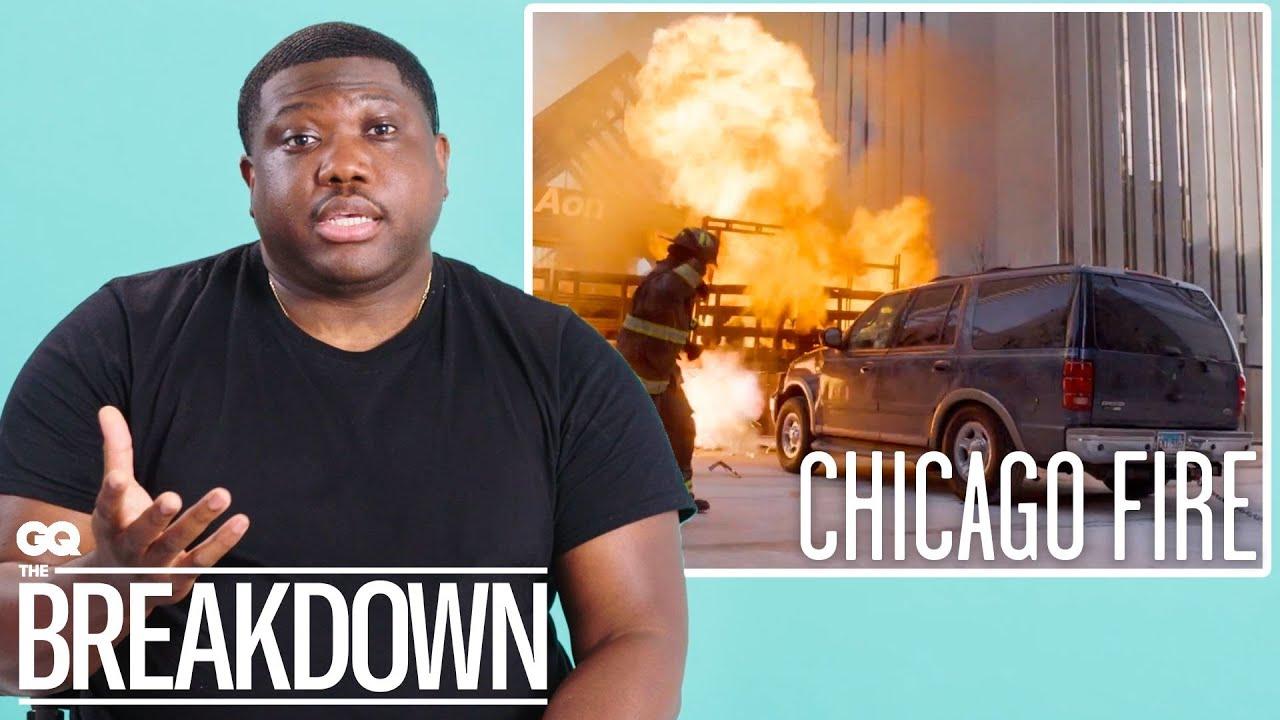 Firefighter Breaks Down Firefighting Scenes from Movies & TV