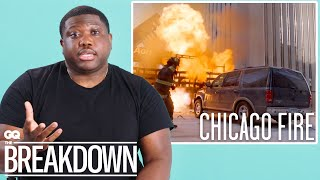 Firefighter Breaks Down Firefighting Scenes from Movies & TV | GQ