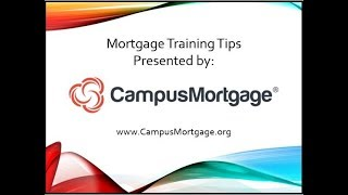 Free Mortgage Training Videos - FNMA - Documenting Proceeds from the Sale of Personal Assets
