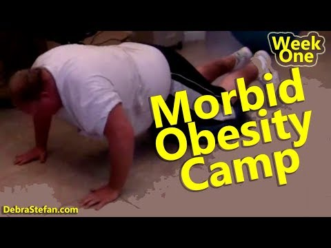 Morbid Obesity Weight Loss Retreat-Personal Training Camp