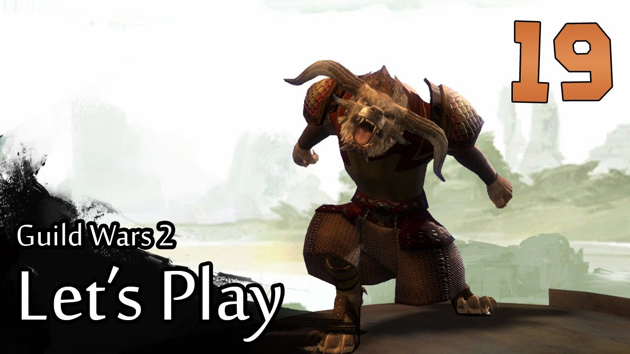 Let's Play Gw2, EP19 - Black Citadel Tour